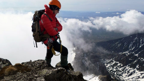 Всім, хто бажає потрапити в секцію альпінізму!