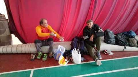 Змагання зі скелелазіння серед ветеранів в м. Харьків, результати, фото