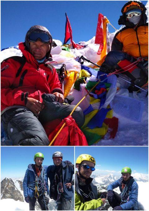 Заочні чемпіонати України з альпінізму, офіційні протоколи