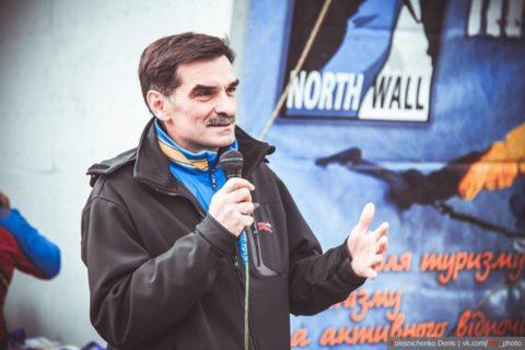 Генадій Копейка на радіо Голос Столиці: про Еверест і К2, комерційний і спортивний альпінізм