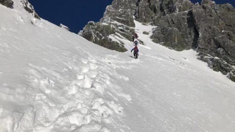 Бажаючим займатися в секції альпінізму!