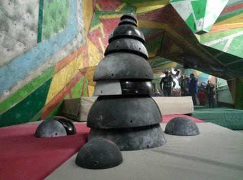 Кубок України зі скелелазіння в дисципліні болдеринг, в Вінниці, результати