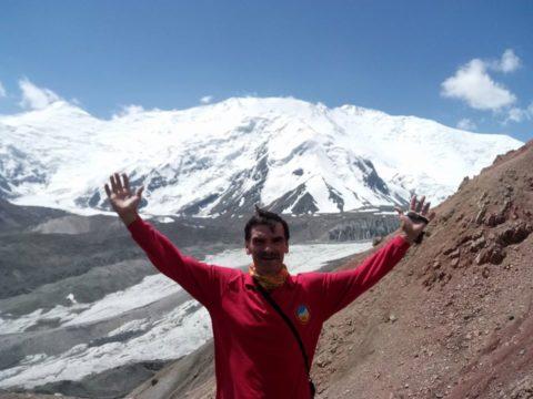 Геннадій Копейка: в альпінізмі досягають висот люди неординарні