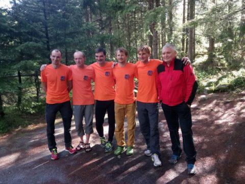 Команда харківського альпклубу пройшла один з найскладніших маршрутів в Альпах