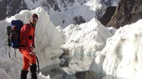 Усіх вітаємо з міжнародним днем альпінізму!
