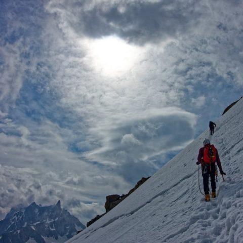 Збір всіх охочих займатись альпінізмом