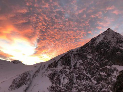 Альпіністські збори ФАіС м.Києва у Виских Татрах у січні 2019