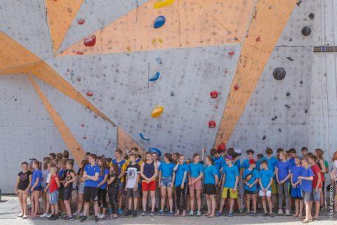 Протоколи Чемпіонату України зі скелелазіння серед юніорів, юнаків та дівчат