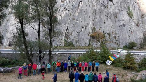 Анонс. Чемпіонат України з альпінізму у Болгарії, скельний клас
