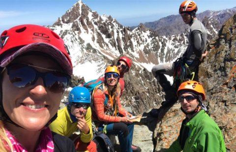 Київські альпіністи продовжують збір у районі Туюк-Су