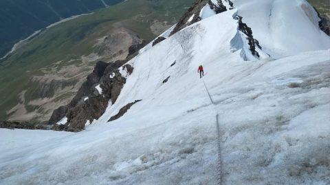 Всім! Всім! Хто бажає почати займатись альпінізмом!