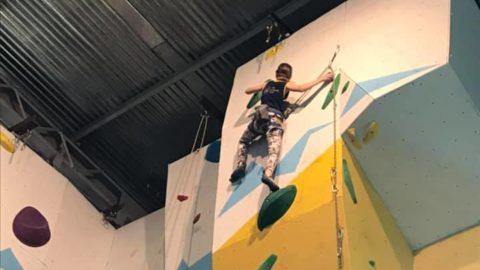 Всеукраїнські змагання зі скелелазіння серед юніорів, юніорок, юнаків та дівчат, у видах трудність та швидкість, результати