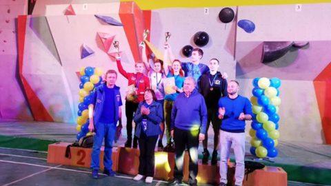 Анонс. Чемпіонат України зі скелелазіння в Нікополі