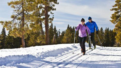 Змагання! 29 січня запрошуємо побігати на лижах