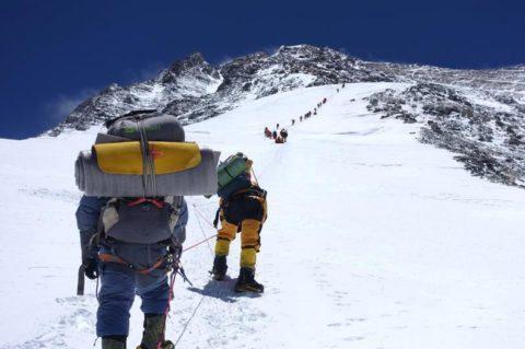 Український спортсмен-альпініст і льодолаз Валентін Сіпавін на Євересті!