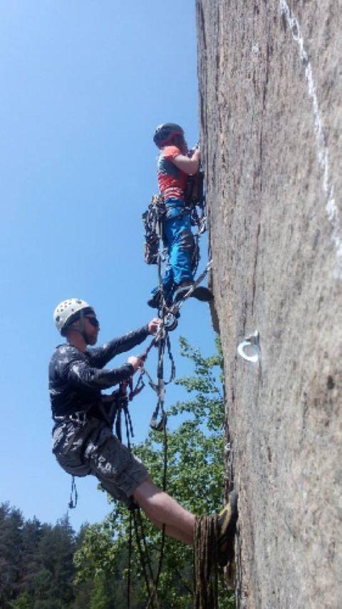 Чемпіонат України з альпінізму (скельний клас, III ранг) Оновлення