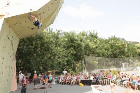 Чемпіонат ФАіС УкраЇни зі скелелазіння серед ветеранів в м.Одеса