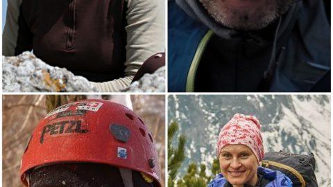У Києві з'явилися нові інструктора з альпінізму!