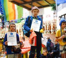 Протоколи і переможці Всеукраїнських змаганнь Junior Climbing Jam 2017.
