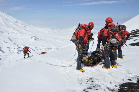 Врач альпинист Андрей Хмелевский про походную медицину