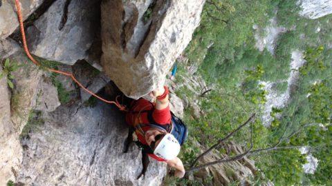 Чудова Хорватія: скелі, море та купа альпіністських маршрутів
