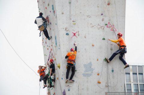 Кубок України з техніки альпінізму пам'яті Ігоря Свергуна пройде у Харкові