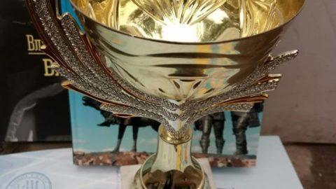 Київська скелелазна команда ветеранів перемогла в Одесі!
