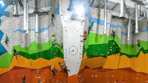 Junior Climbing Jam у Києві 1 грудня!
