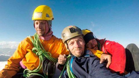 Результати конкурсу Золота Вершина – київські альпіністи у призах