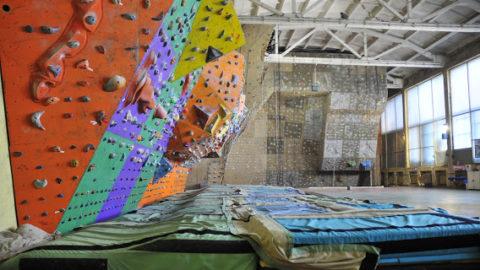 Вихідні на скеледромі НАУ- з 28 квітня по 1 травня включно скеледром не працюватиме