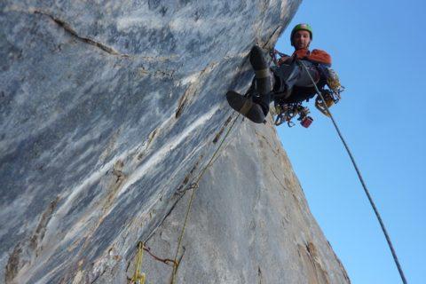 Євген Полтавець розповідає про проходження одного з найскладнішого маршруту на Ушбу