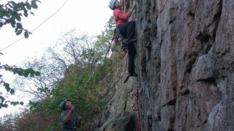 Чемпіонат України з техніки альпінізму у місті  Кам'янець-Подільський1-4 травня 2019 року