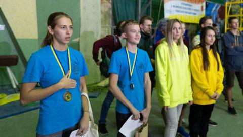 Протоколи фінального Кубка України зі скелелазіння в Одесі